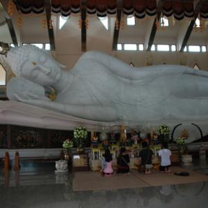พระพุทธไสยาสน์โลกนาถศาสดามหามุณี