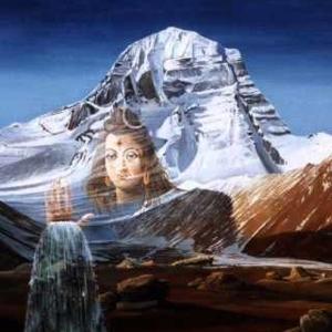 Shiva - Nataraja - Trishula(त्रिशूल) - Kailas Mountant http://www.facebook.com/UniversalReligionNirvana