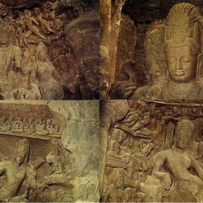 Elephanta Caves www.facebook.com/UniversalReligionNirvana