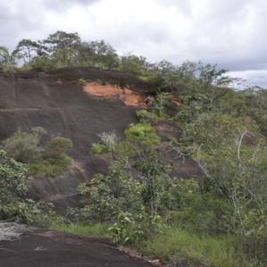 วัดถ้ำพระ 3 เย็นวันที่7 ก.ย. 56 ฝนตกหนัก