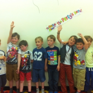 My little mongy 7th  bd :)))