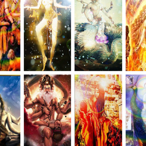 God & Goddess Brahman