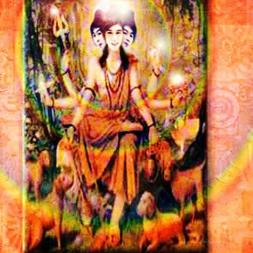 Brahman Trinity