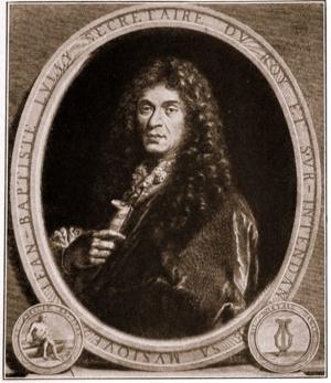 Jean Baptiste Lully  (November 28, 1632