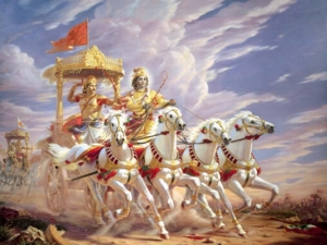 Mahabharata - Kurukshetra l Sri Krishna & Arjuna