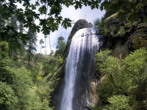 Oregon Silver Falls