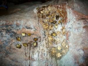 รอยพระพุทธบาทถ้ำคอรี่1