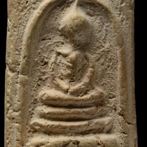 สมเด็จพิมพ์ใหญ่ หลังยันต์ พ.ศ. 2484 พระปลัดสุพจน์ วัดสุทัศน์